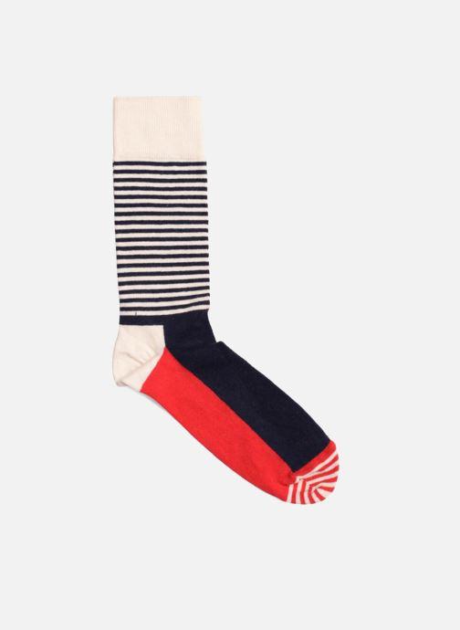 Calze e collant Happy Socks Calze HALF STRIPES Beige vedi dettaglio/paio