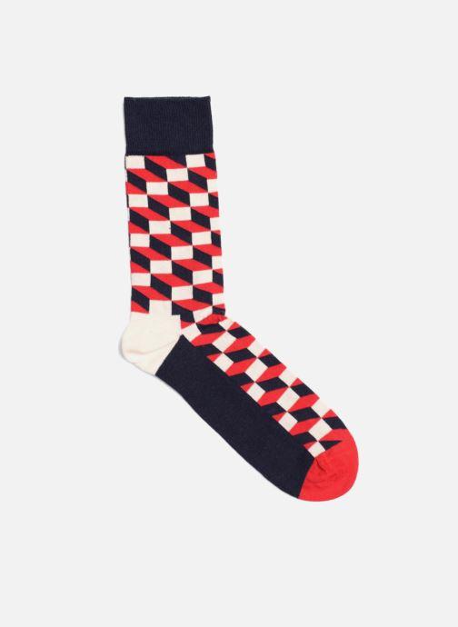 Chaussettes et collants Happy Socks Chaussettes FILLED OPTIC Bleu vue détail/paire