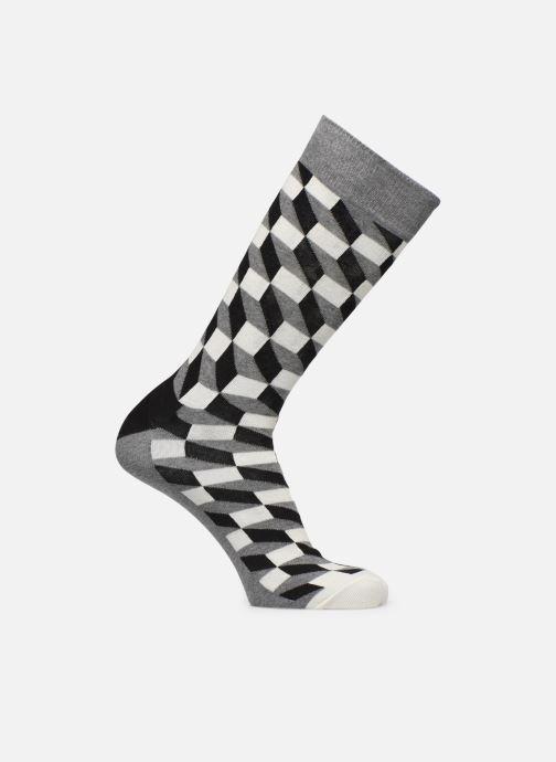 Chaussettes et collants Happy Socks Chaussettes FILLED OPTIC Noir vue détail/paire