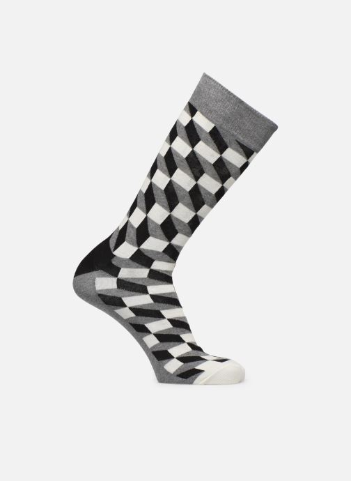 Sokken en panty's Happy Socks Sokken FILLED OPTIC Zwart detail
