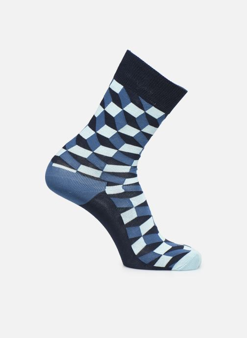 Sokken en panty's Happy Socks Sokken FILLED OPTIC Blauw detail
