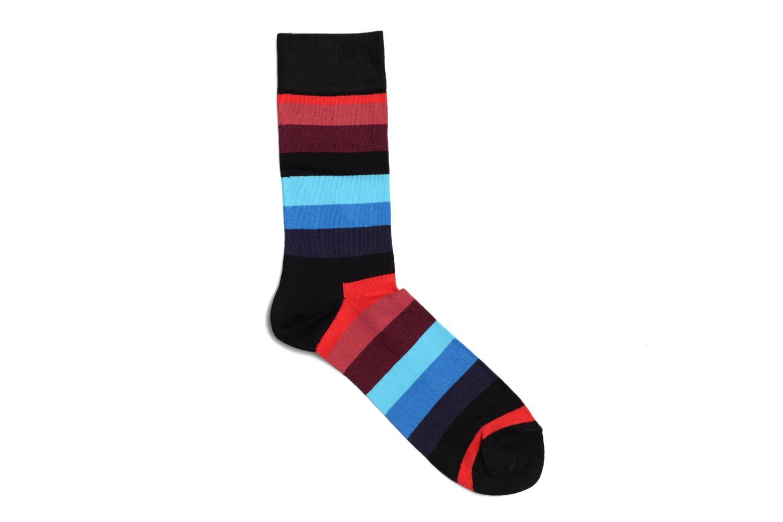 Chaussettes et collants Happy Socks Chaussettes STRIPES Noir vue détail/paire