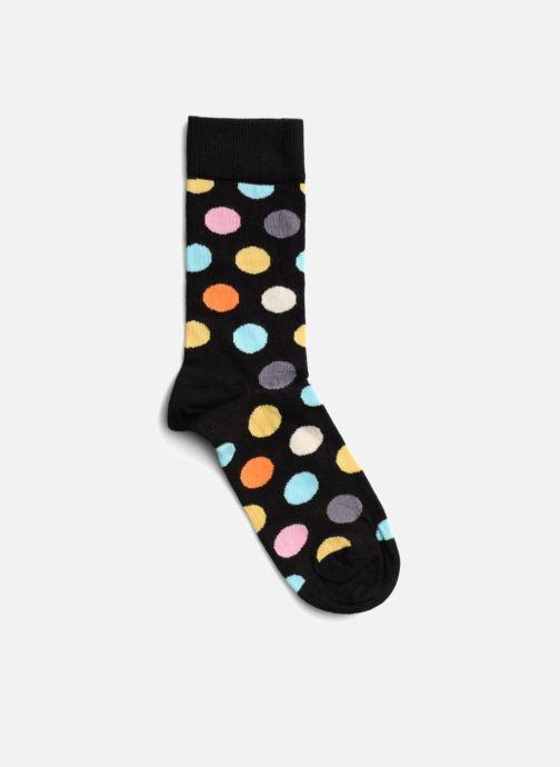 Sokken en panty's Happy Socks Sokken BIG DOT Zwart voorkant