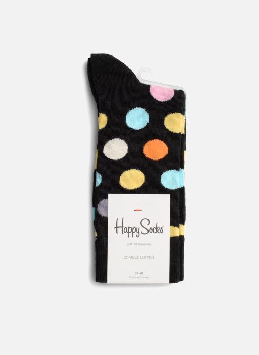 Socken & Strumpfhosen Happy Socks Socken BIG DOT schwarz ansicht von rechts