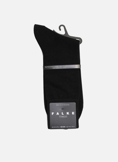 Chaussettes et collants Falke Chaussettes Tiago Noir vue droite