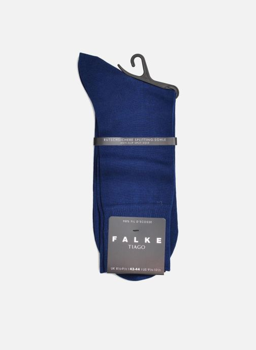 Socks & tights Falke Socks TIAGO Blue back view