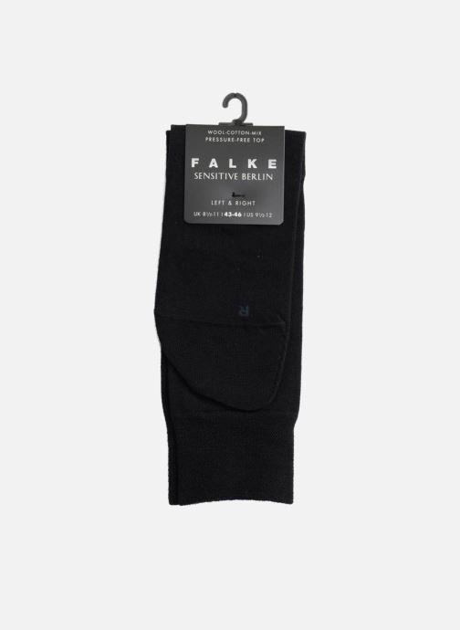 Sokken en panty's Falke Sokken SENSITIVE BERLIN Blauw voorkant