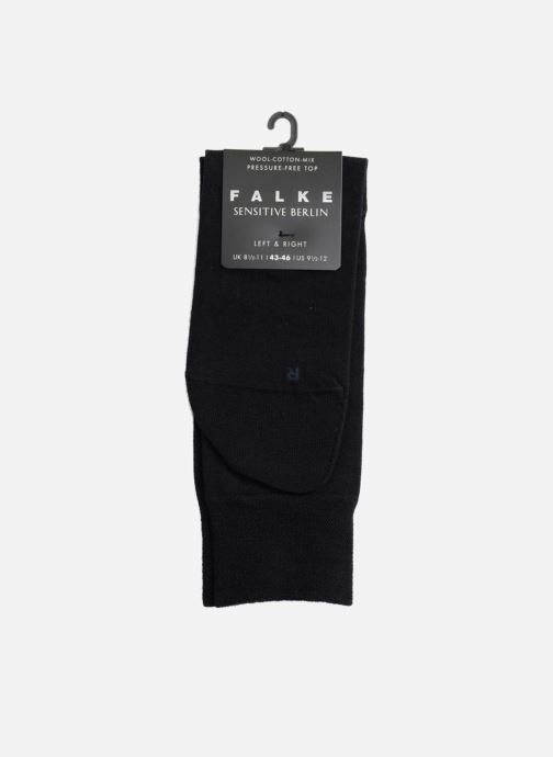Socks & tights Falke Socks SENSITIVE BERLIN Blue front view
