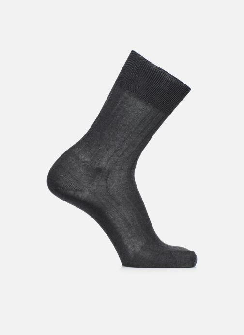 Sokken en panty's Falke Sokken MILANO Grijs detail
