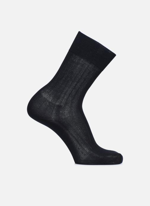 Sokken en panty's Falke Sokken MILANO Blauw detail