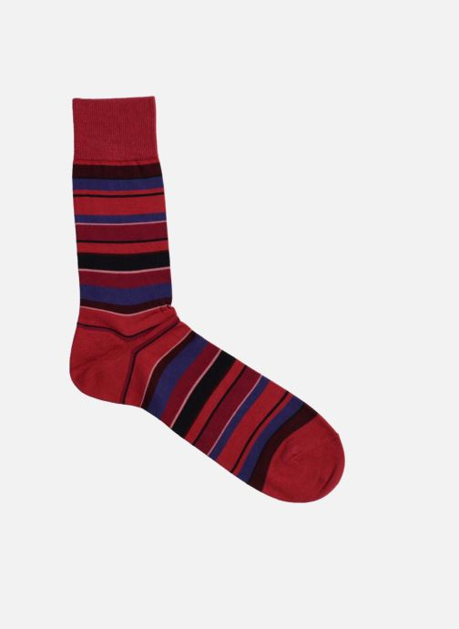 Socks & tights Falke Socks NEW STRIPE Red detailed view/ Pair view