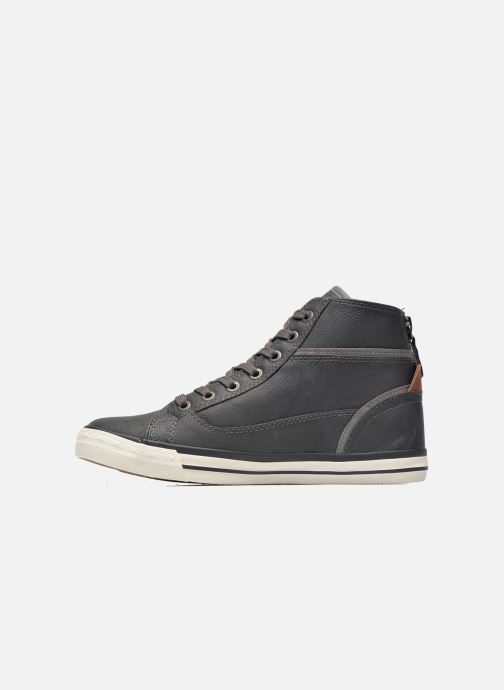Sneakers Mustang shoes Claudio Grigio immagine frontale