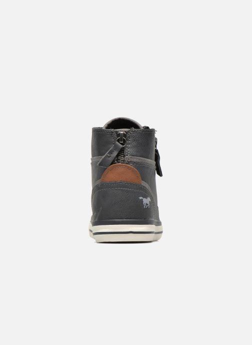 Sneakers Mustang shoes Claudio Grigio immagine destra