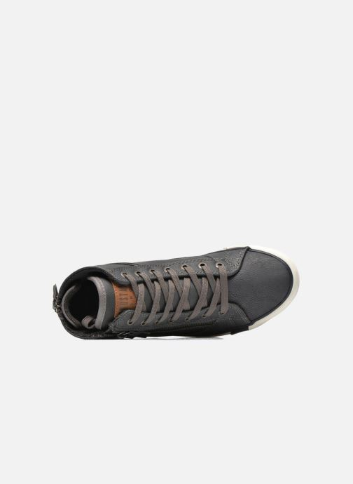 Sneakers Mustang shoes Claudio Grigio immagine sinistra
