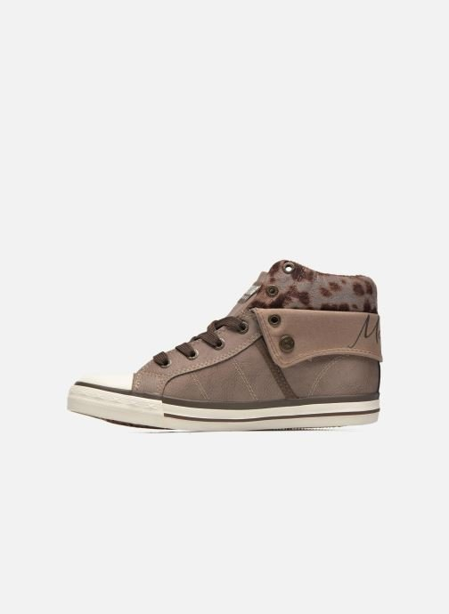 Sneakers Mustang shoes Elena Grigio immagine frontale
