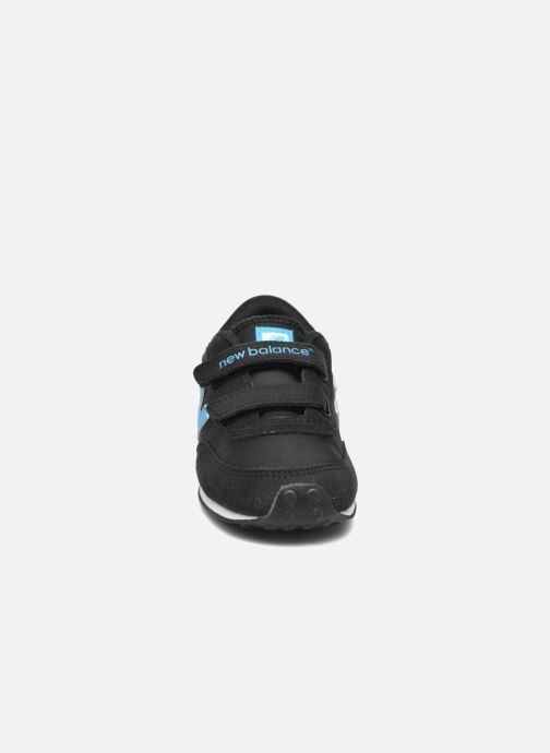 Baskets New Balance KE410 I Noir vue portées chaussures