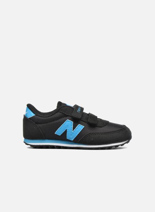 Sneaker New Balance KE410 I schwarz ansicht von hinten