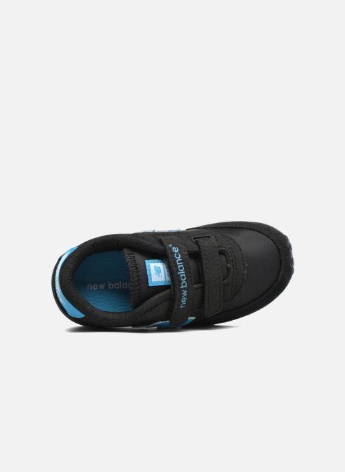 Sneaker New Balance KE410 I schwarz ansicht von links