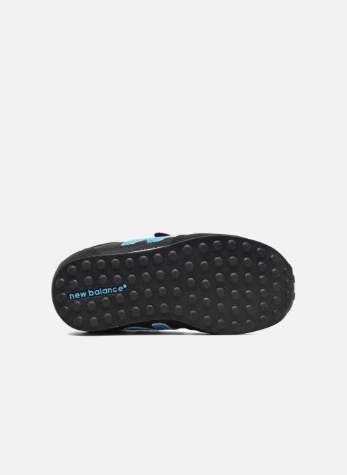 Sneaker New Balance KE410 I schwarz ansicht von oben