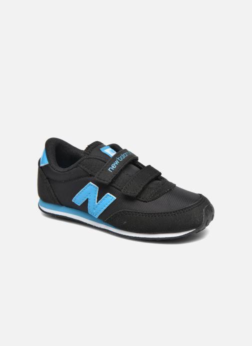 Deportivas New Balance KE410 I Negro vista de detalle / par