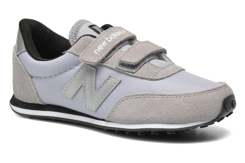 Sneaker New Balance KE410 J grau detaillierte ansicht/modell