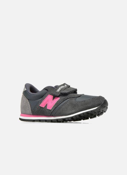 Sneaker New Balance KE420 I grau ansicht von hinten