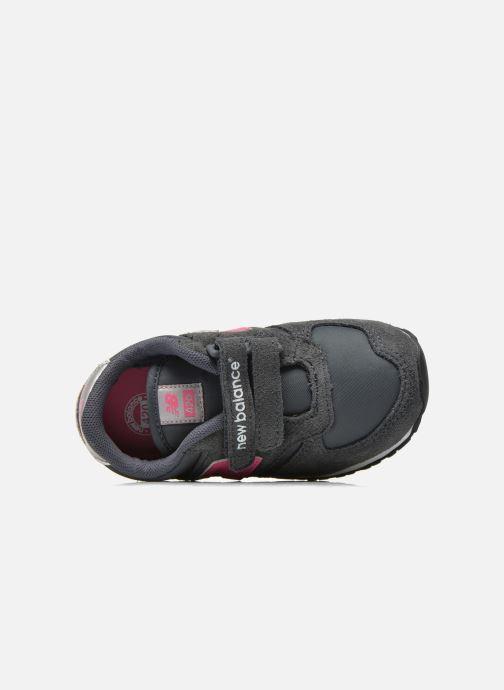 Sneakers New Balance KE420 I Grijs links