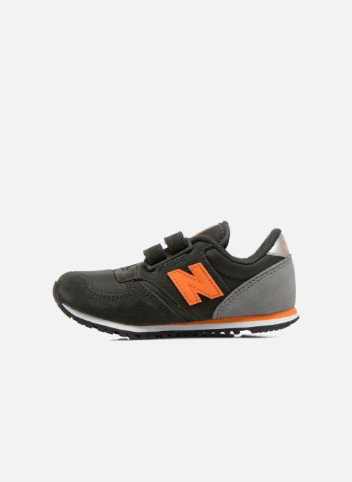 Sneakers New Balance KE420 I Zwart voorkant