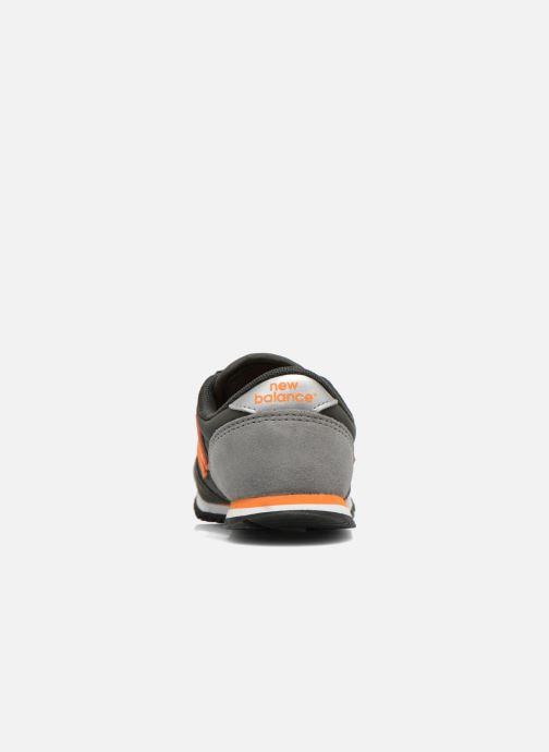 Sneakers New Balance KE420 I Zwart rechts
