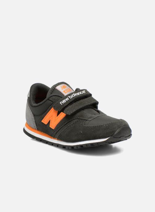 Sneakers New Balance KE420 I Zwart detail