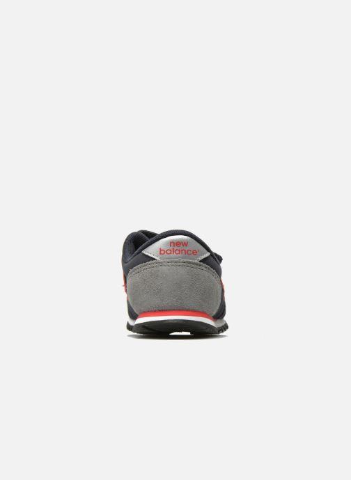 Sneaker New Balance KE420 I blau ansicht von rechts