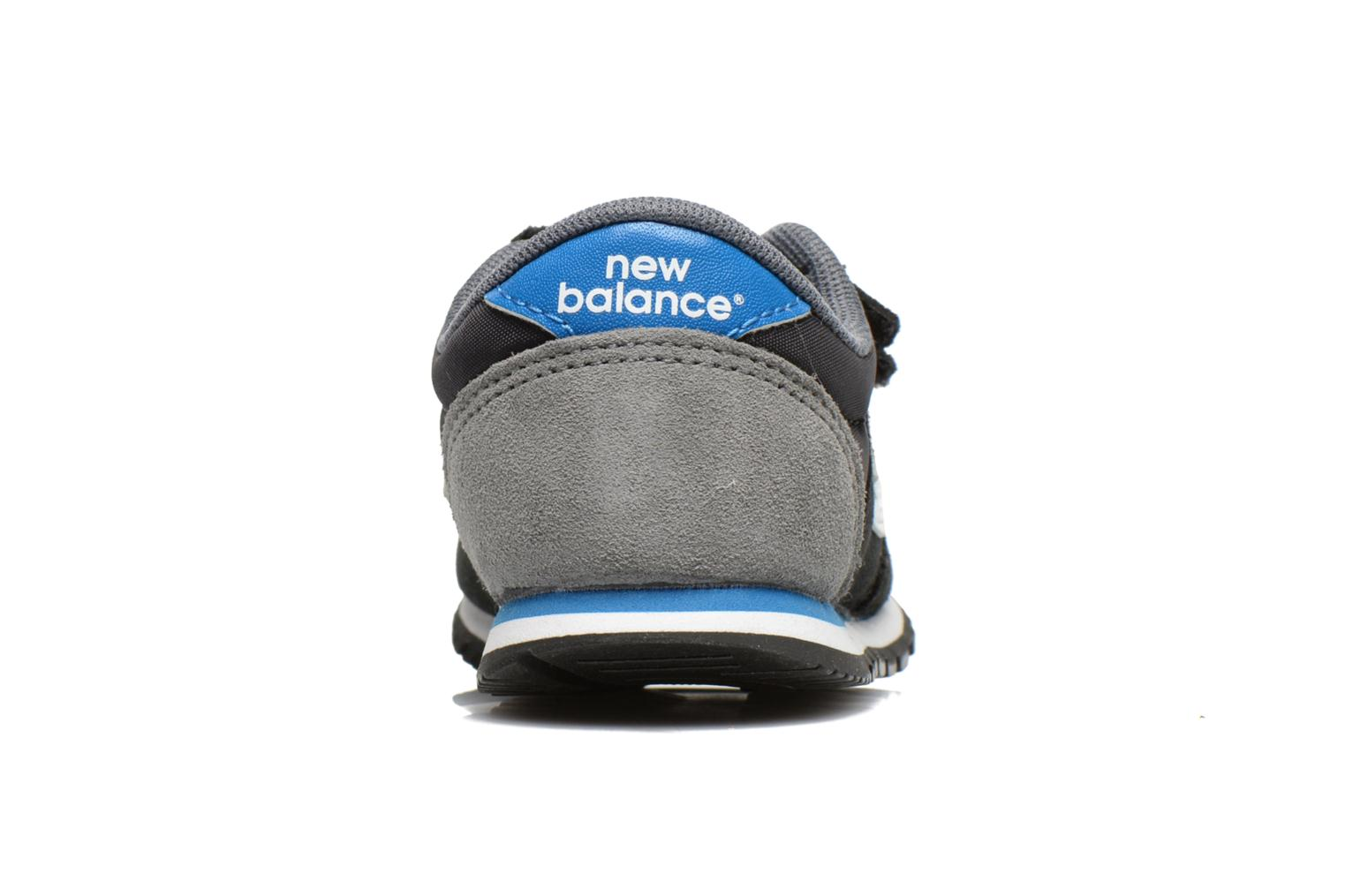 Trainers New Balance KE420 I Black view from the right