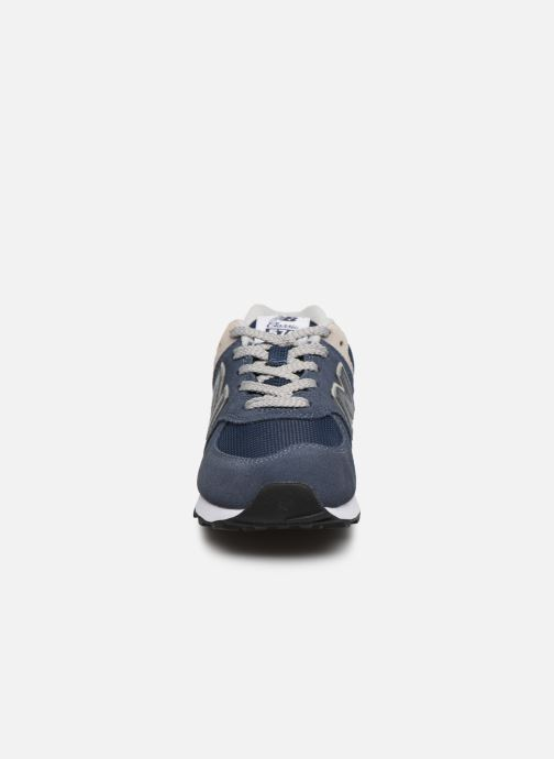 Sneakers New Balance KL574 J Blauw model