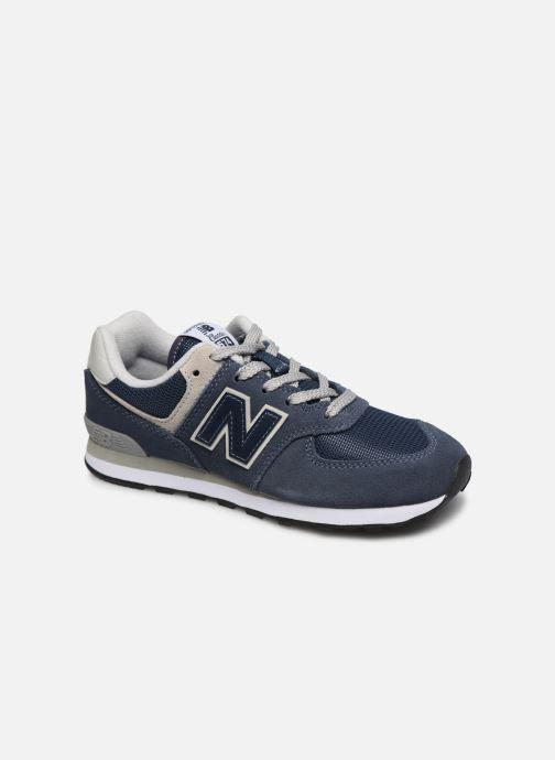 Sneakers New Balance KL574 J Blauw detail