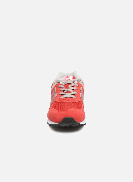 Sneakers New Balance KL574 J Rood model