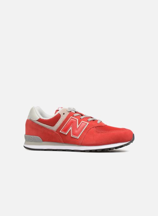 Sneakers New Balance KL574 J Rosso immagine posteriore