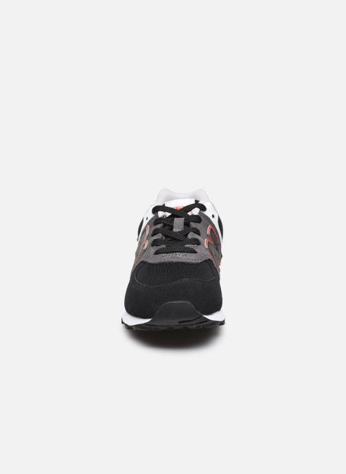Sneaker New Balance GC574 schwarz schuhe getragen