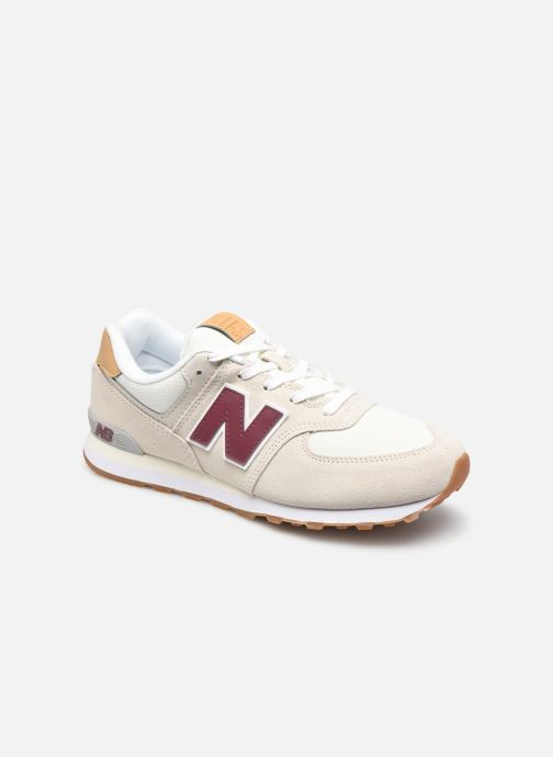Sneakers New Balance GC574 Beige detail