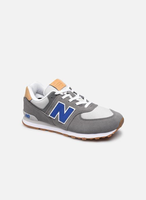 Sneaker New Balance GC574 grau detaillierte ansicht/modell