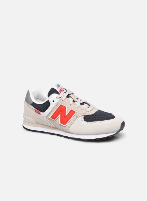Sneaker New Balance GC574 beige detaillierte ansicht/modell