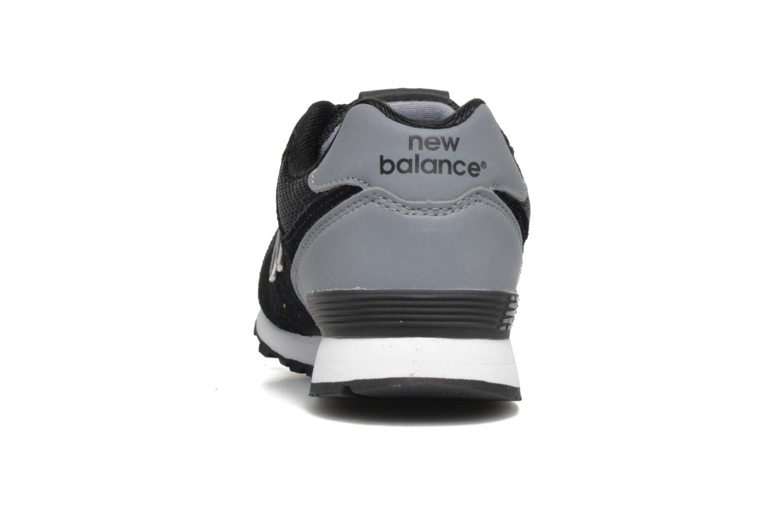 Sneakers New Balance KL574 J Nero immagine destra