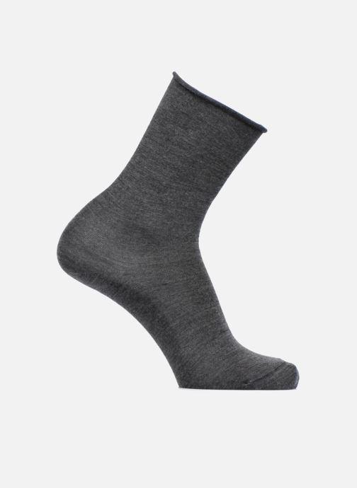Calze e collant BLEUFORÊT Chaussettes laine fine Grigio vedi dettaglio/paio
