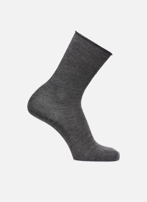 Socken & Strumpfhosen BLEUFORÊT Chaussettes laine fine grau detaillierte ansicht/modell