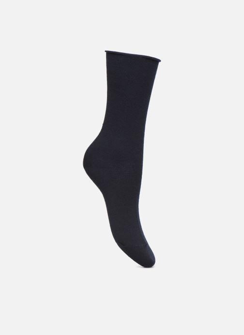 Sokken en panty's BLEUFORÊT Chaussettes laine fine Blauw detail