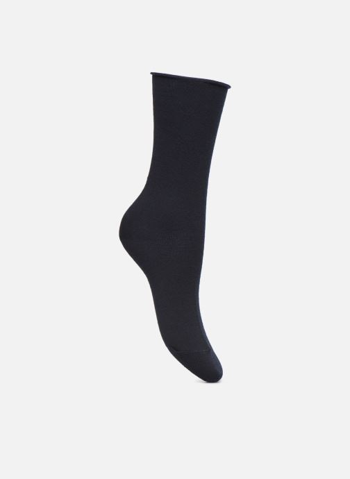 Socken & Strumpfhosen BLEUFORÊT Chaussettes laine fine blau detaillierte ansicht/modell