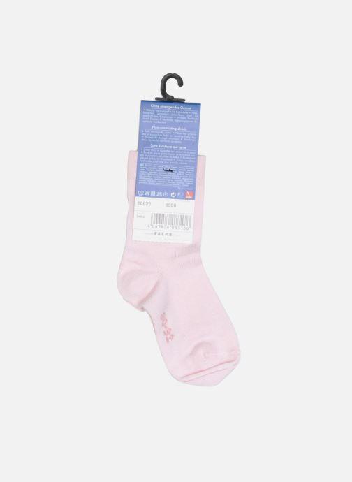 Socken & Strumpfhosen Falke Socken SENSITIVE rosa ansicht von vorne