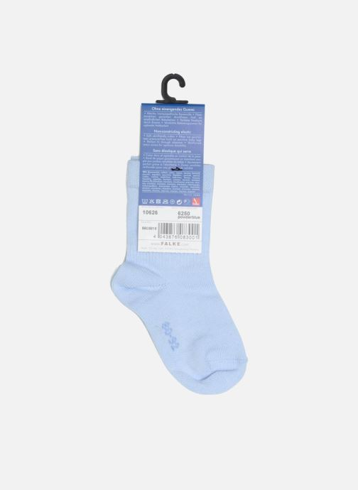 Socks & tights Falke Socks SENSITIVE Blue front view