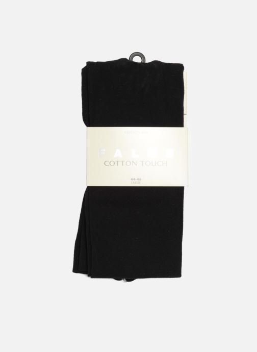Socks & tights Falke Tights FAMILY Black view from the left