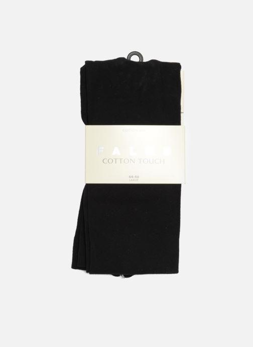 Chaussettes et collants Falke Collant FAMILY Noir vue gauche