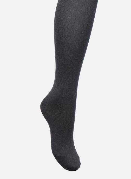 Sokken en panty's Falke Panty FAMILY Grijs detail
